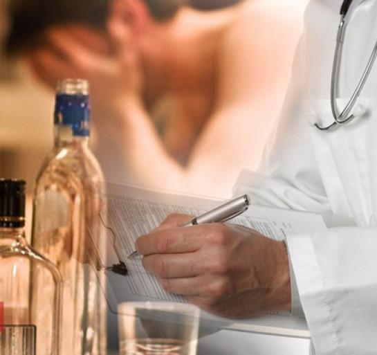 Лечение осложнений алкогольной зависимости